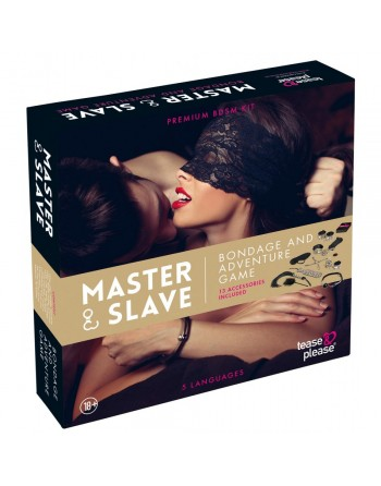 Jeu Master and Slave Premium Kit - Tigre