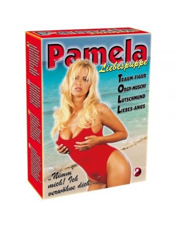 Poupee gonflable Pamela