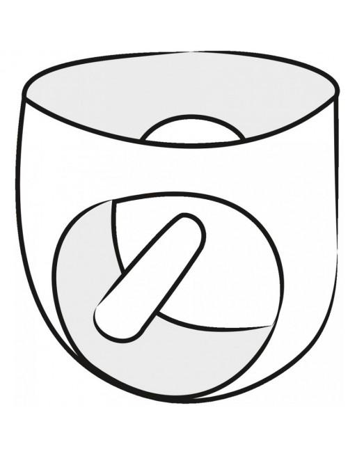 Bas Slevika - L-XL