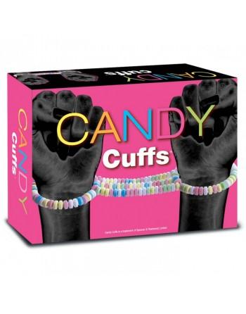 Menottes Candy Comestibles