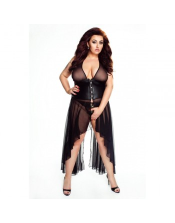 Robe Be the star of the night F047 - 3XL