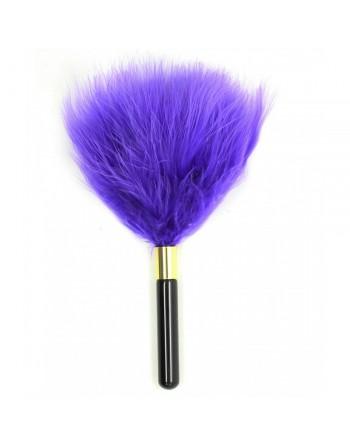 Plumeau Violet - 17 cm