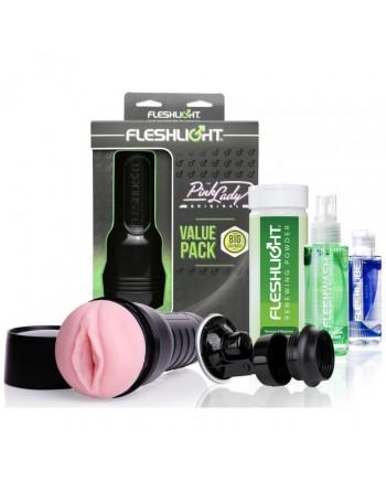 Pack Fleshlight Vagin Lady Original  Accessoires