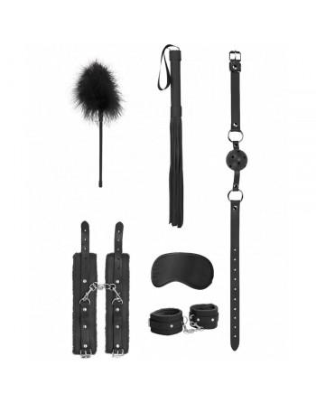 Coffret Beginner Bondage Kit Noir