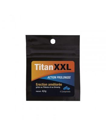 Titan XXL - 4 comprimés