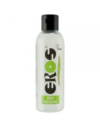 Lubrifiant à Base d'Eau Eros Bio Vegan - 100 ml