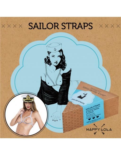 Ensemble Sailor Straps - Happy Lola TU