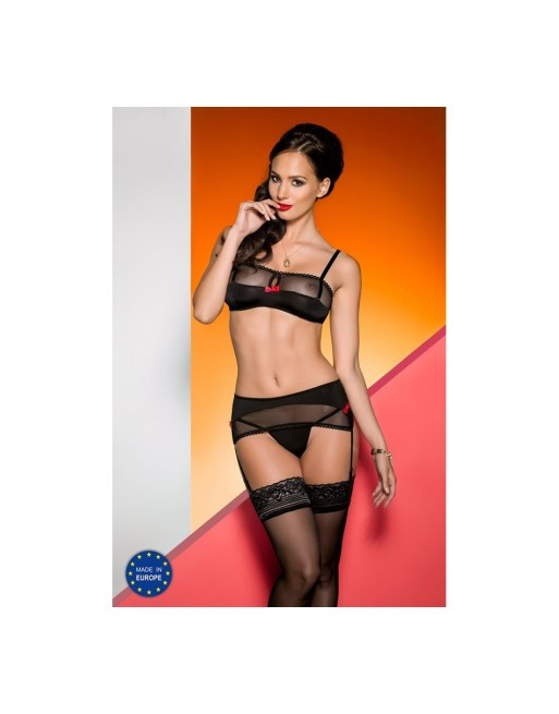 Ensemble Celia Set noir - XXL-XXXL