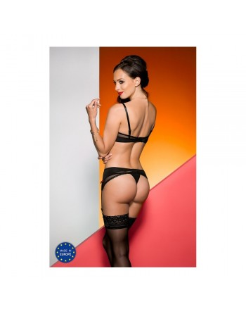 Ensemble Celia Set noir - S-M