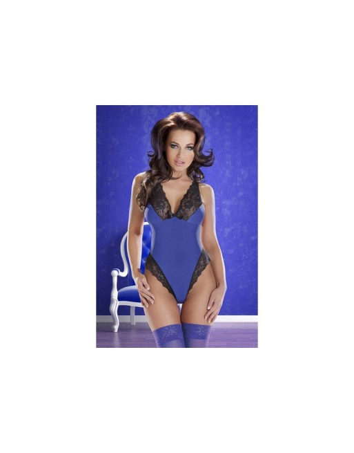 Body bleu Cora - XXL-XXXL