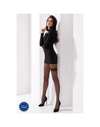 Collant Noir TI024 T 3