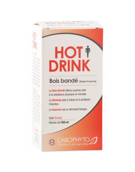 Bois Bandé Hot Drink Homme - 250 ml