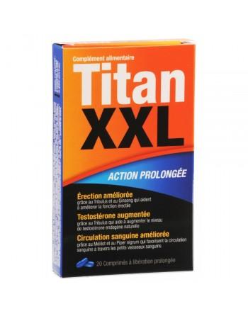 Titan XXL - 20 comprimés