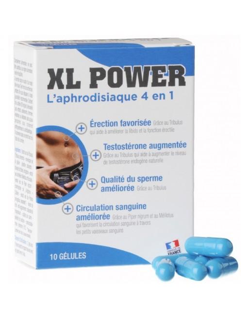 XL Power Erection - 10 gélules