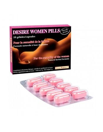 Desire women pills - 10 gelules