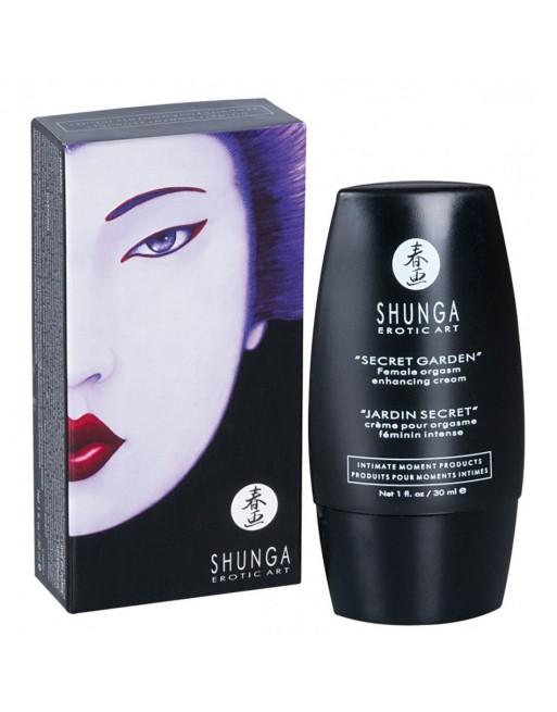 Shunga Female Orgasm - Secret Garden 30 ml