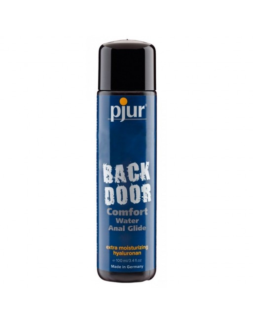 Lubrifiant Anal Pjur Backdoor Confort - 100 ml