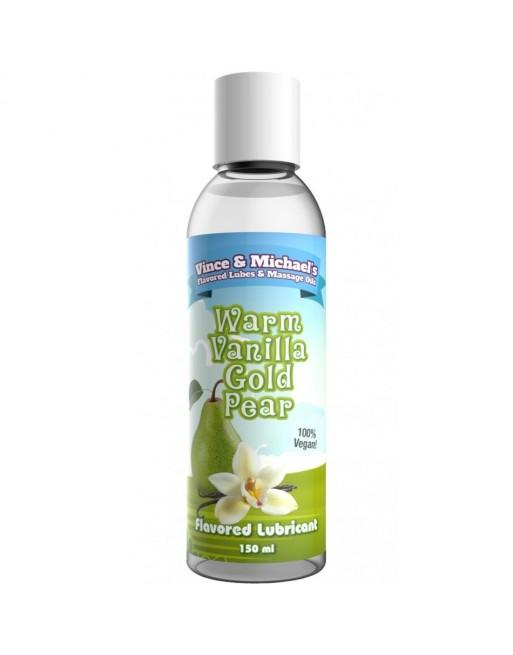 Lubrifiant VM Saveur Poire Vanille - 150 ml