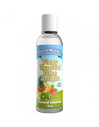 Lubrifiant VM Saveur Fruits Exotiques Vin Pétillant - 150 ml