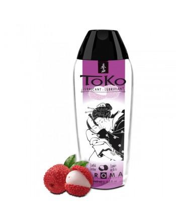 Lubrifiant Toko Aroma Luxure de Litchi - 165 ml