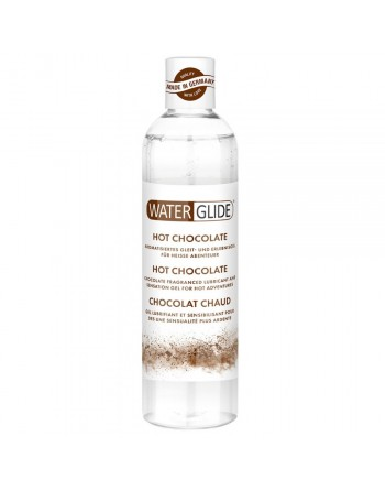 Lubrifiant Waterglide Chocolat Chaud - 300 ml