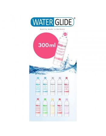 Lubrifiant Waterglide Pasteque Fraiche - 300 ml