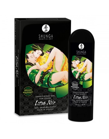 Gel Sensibilisant Bio Lotus Noir - 60 ml