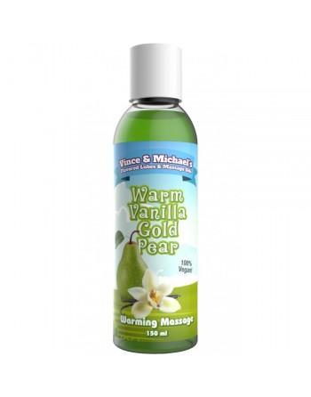 Huile Chauffante VM Saveur Poire Vanille - 150 ml