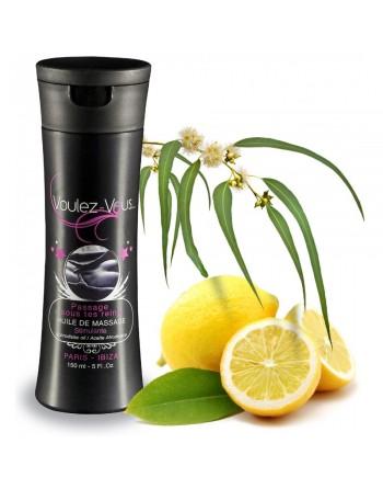 Huile Passage sous tes reins Stimulante saveur Citron - 150 ml