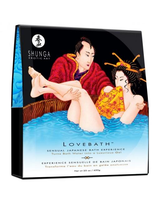 Gelée de Bain Lovebath - Ocean de Tentations