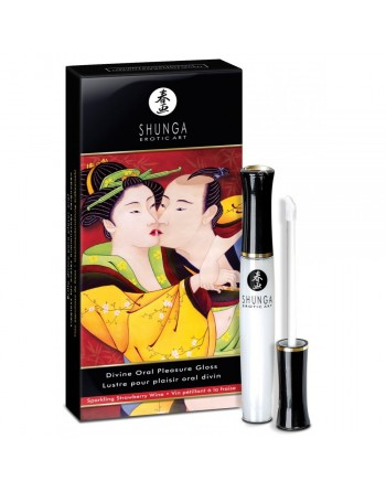 Gloss Shunga Plaisir Oral Divin 10 ml