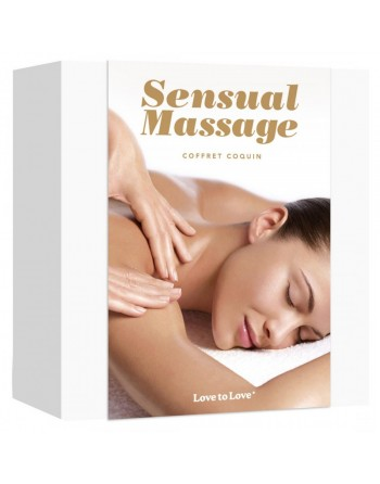 Coffret Coquin Massage Sensuel