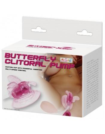 Stimulateur de Clitoris Vibrant et Aspirant