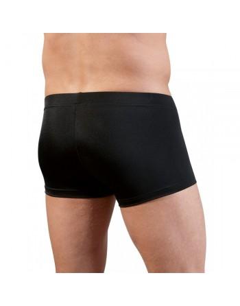 Boxer noir ouvert - XL