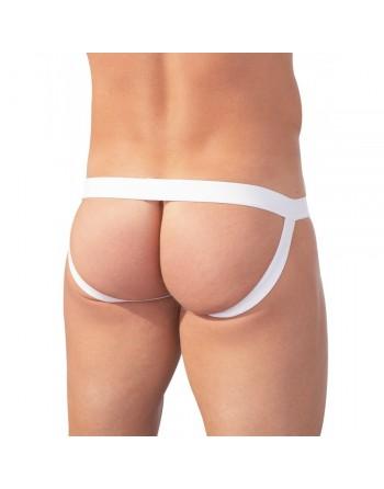 Jock Strap blanc - XL
